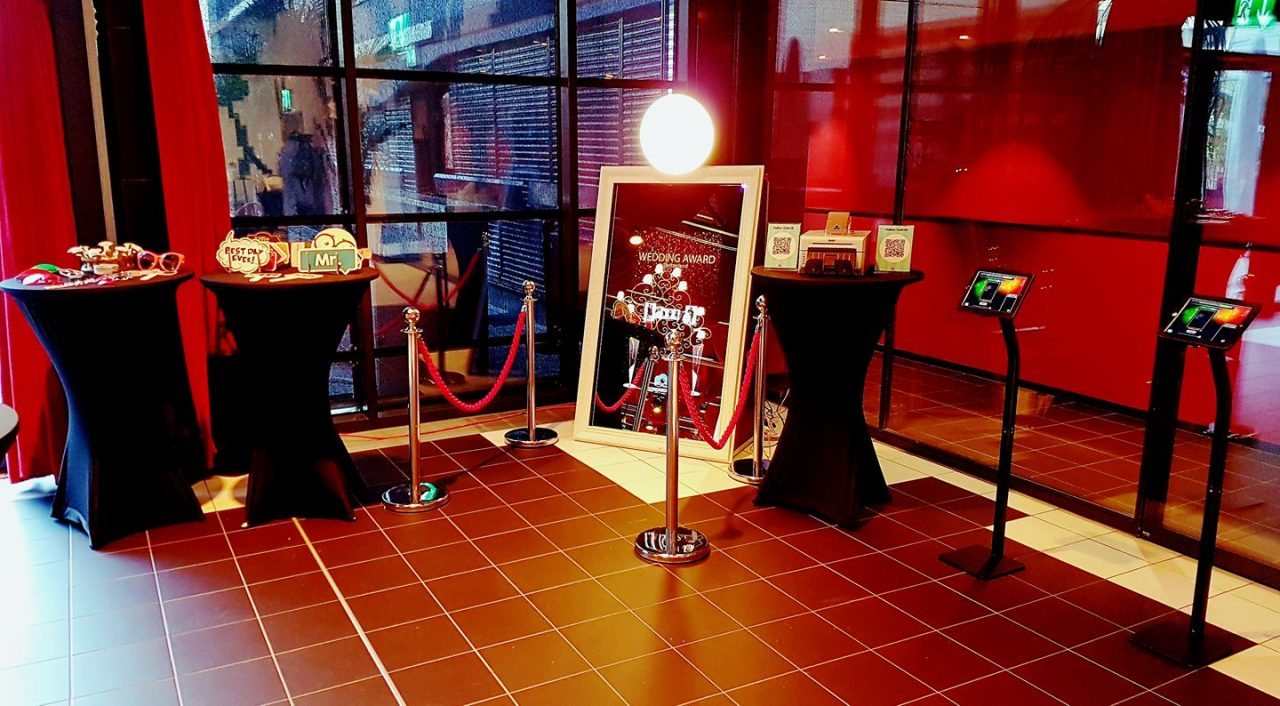 Rent The Magic Mirror Photo Booth | Indianapolis IN